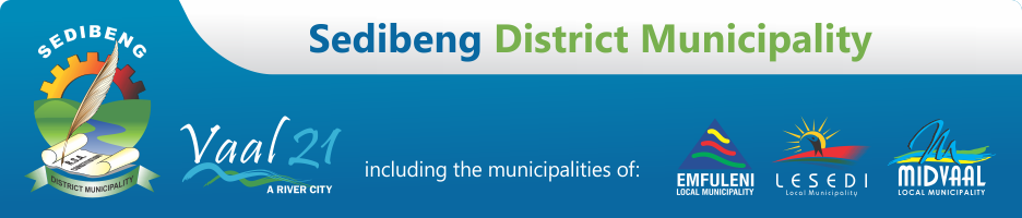 Sedibeng District Municipallity